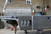Custom Built Truck Beds   Flatbed and Dump Trailers For ...